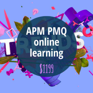 apm pmq online training